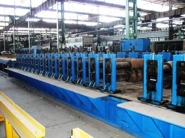 Used 1600mm Corrugating Line for Painted Coil: RF-189