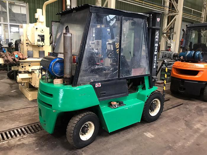 Wózek widłowy ZREMB 2510E
