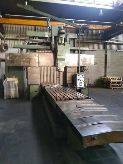 Fresa a Portale Cnc PENSOTTI DFS 150/175 CNC