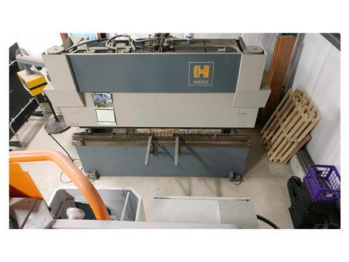2005 148 Ton x 10' Haco Atlantic CNC Press Brake