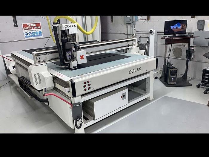 Used 2013 Colex T105