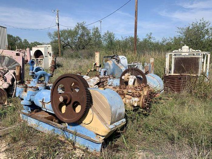 Used GARDNER DENVER - DUPLEX PUMPS