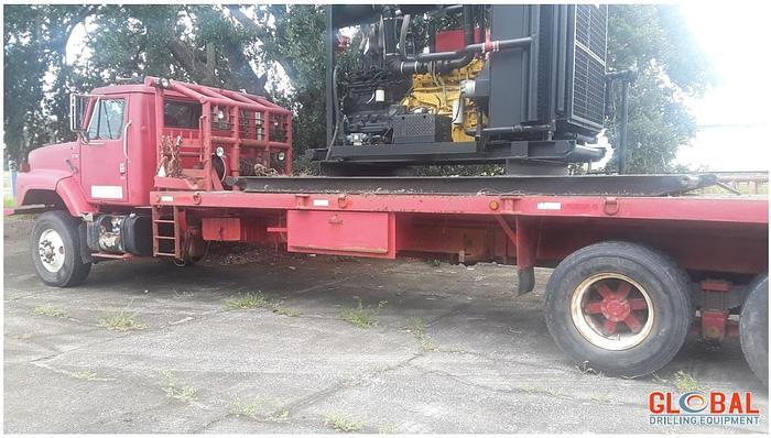 Used Item 0785 : 1985 International Winch Truck