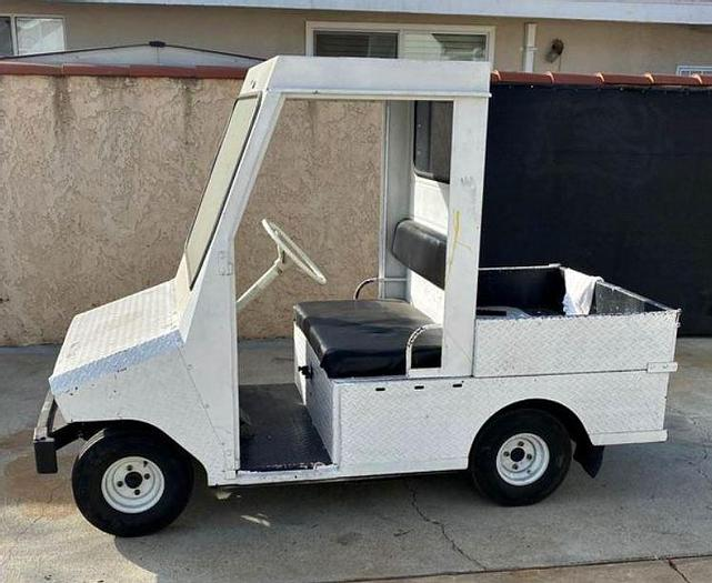 Used Taylor Dunn Cart