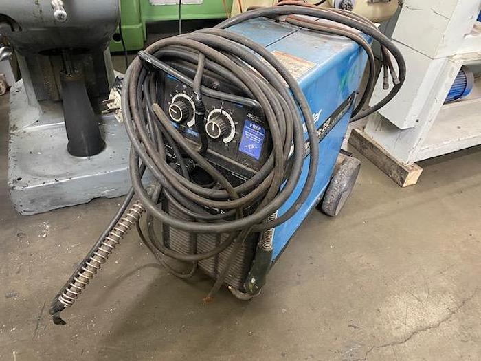 Used Miller Millermatic 250 Mig Welder #5810
