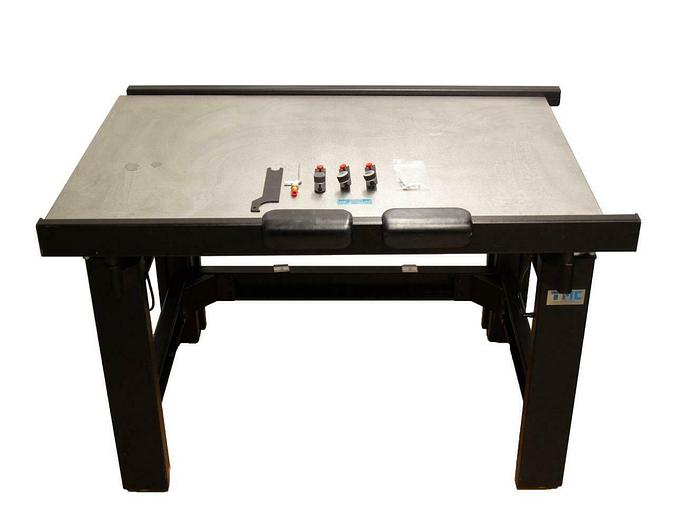 """Used TMC 63-541 Micro-G Vibration Isolation Pneumatic Table 48x34x33"""" (9085)R"""