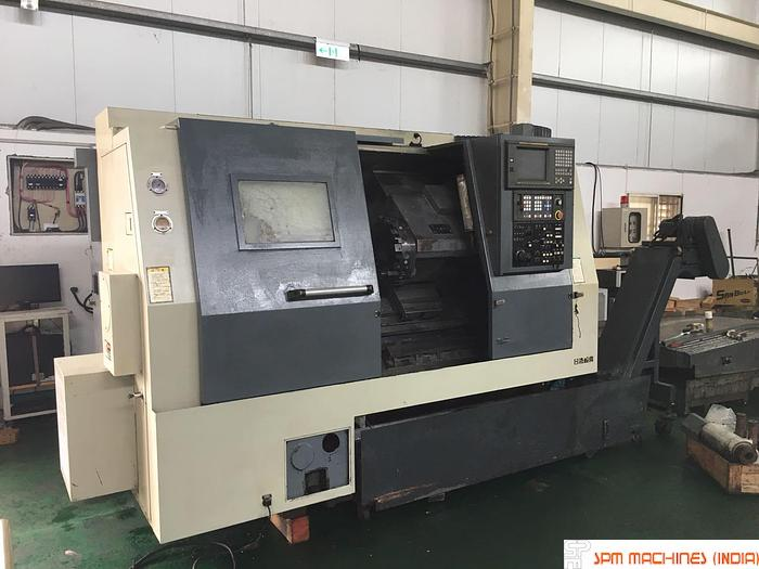 Leadwell T8M CNC Turn Mill Center - 2004
