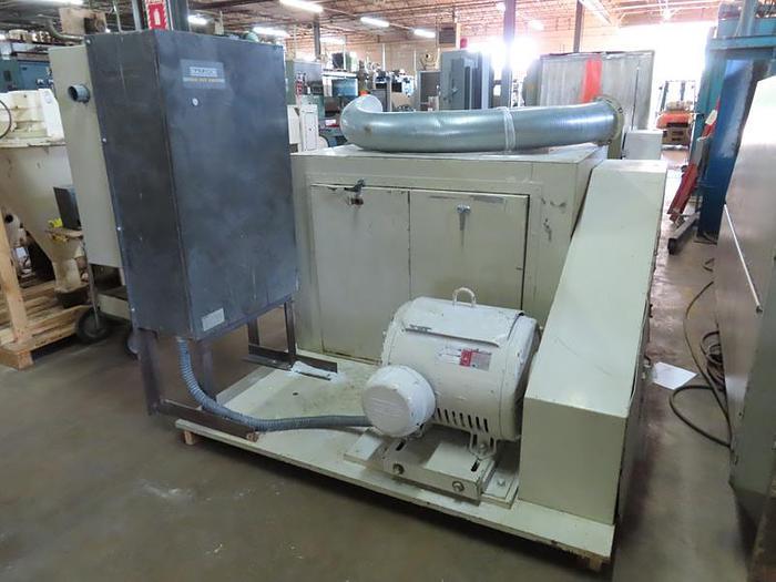 Used 100 HP NELMOR GRANULATOR MODEL G1436MB