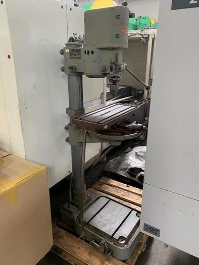 SOLBERGA SE nr 4 Gear Head Drill Press with XY table SEnr4