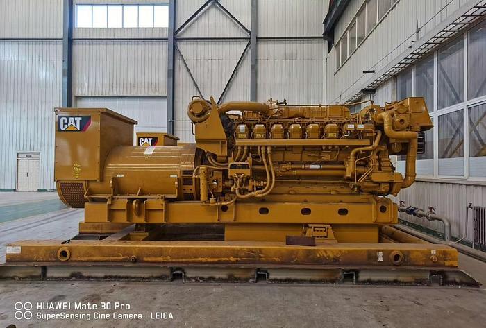 1.6 MW 2014 New Caterpillar 3516B Diesel Generator