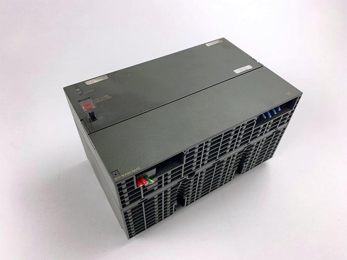 Used SIEMENS 6ES7 307-1KA00-0AA0 Power Supply Module