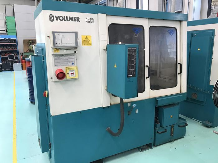 Used VOLLMER QR20P