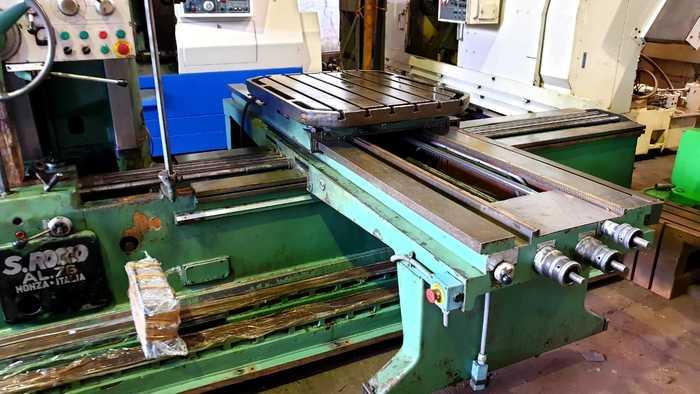 San Rocco AL75 Horizontal Boring Machine