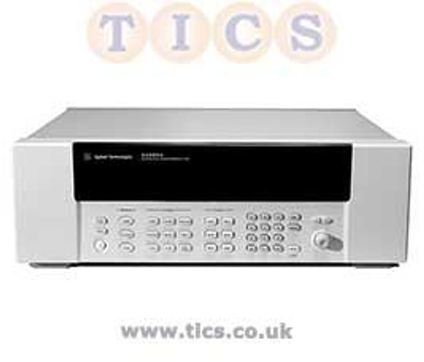 Used Agilent Technologies (HP) HP 34980A