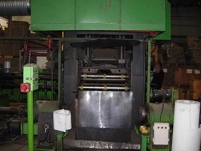 Used 850 mm Kyongil Aluminum Foil Rolling Mill: FM-091