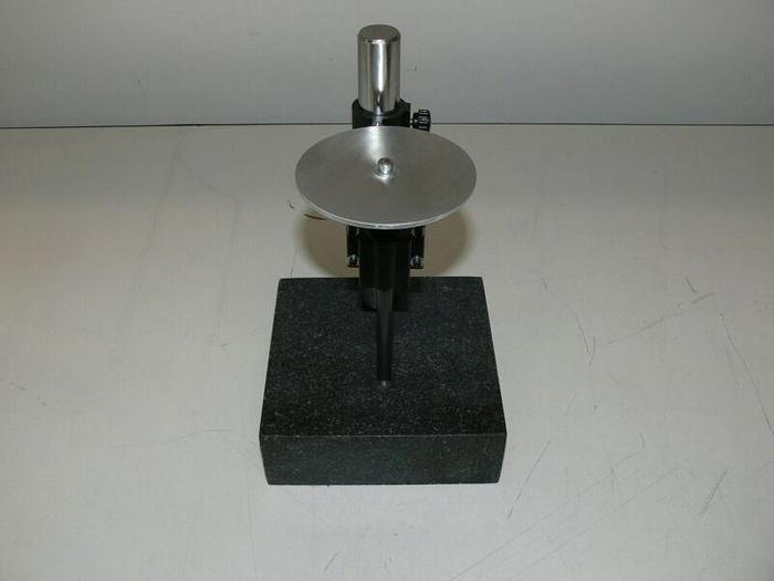 Used Granite Base Comparator Transfer Measurement Indicator w/ Stylus and ZC&R Slides