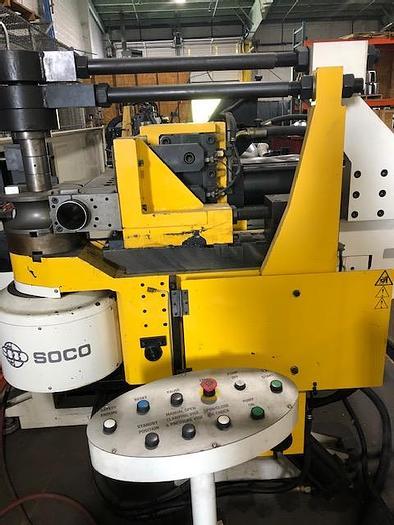 Used SOCO CNC Bender  2017