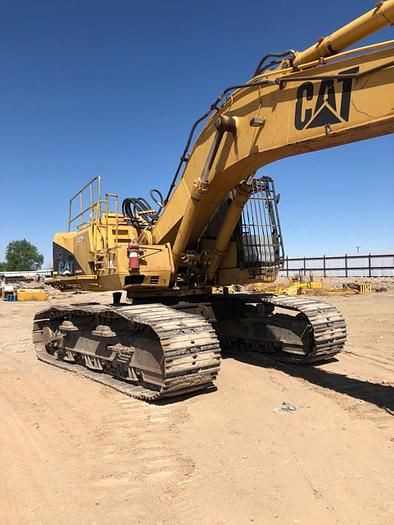 HB18243 Cat 350 excavator with MSD 4500 SL Schear