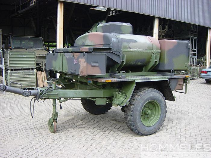 Used 1200l drinkingwater trailer