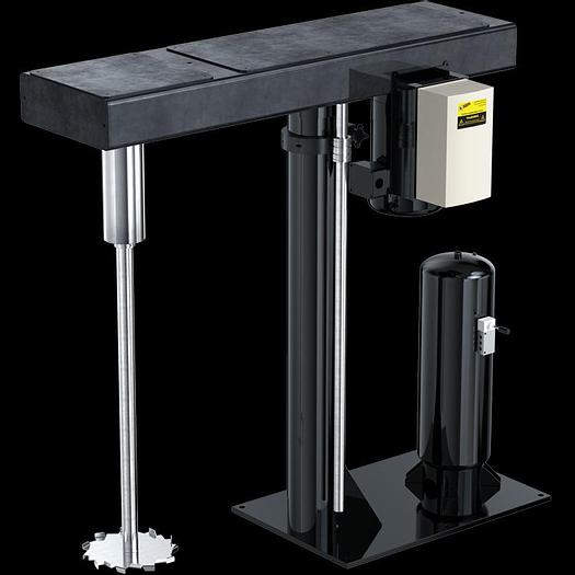 NEW 30 HP HIGH SPEED DISPERSER - UL LISTED - AIR/OIL LIFT - UL LISTED  (#9945)
