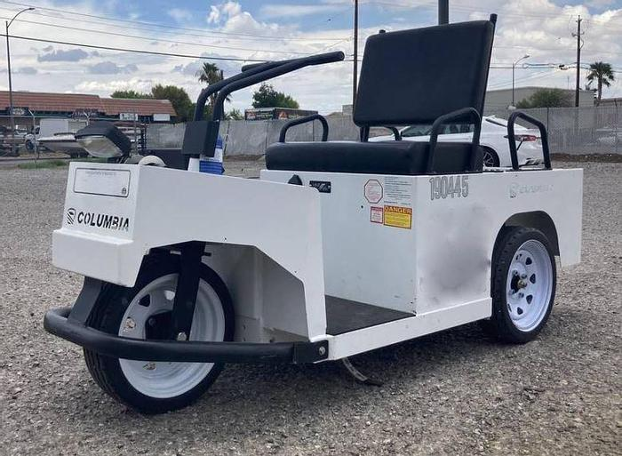 Used Taylor Dunn Columbia Expediter Carts - 20 Available