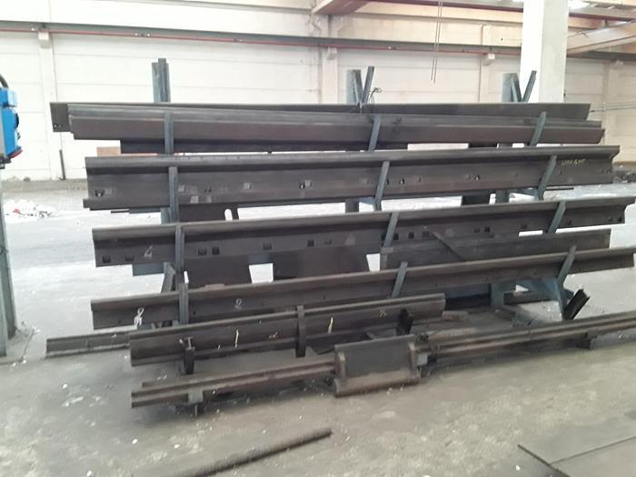 Press brake 8100 x 800 ton Omagatti yom 1998