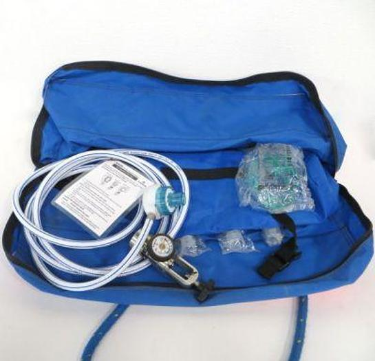 Entonox Sabre Ease Set in Blue Carry Case