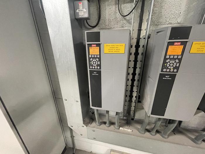 Used DANFOSS VLT HVAC Drive Inverter