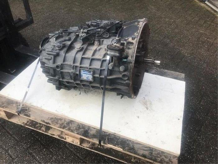 Used MAN ZF 6AS800TO