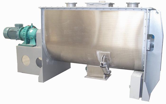 Used 150 CU. FT. RIBBON BLENDER – S/S – 50 HP – NEW (#9017)