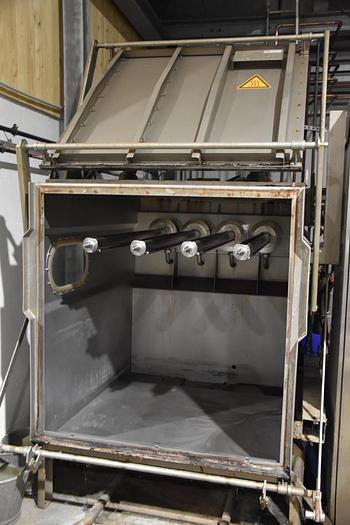Used HANK DYEING MACHINE 2008 THIES