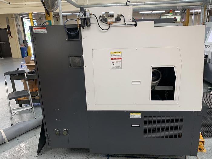 2014 Okuma Genos L400E 2-Axis CNC Turning Center