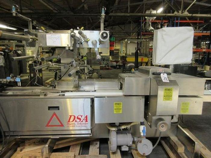 Used 2011 DELTA HAWK FLOW WRAPPER