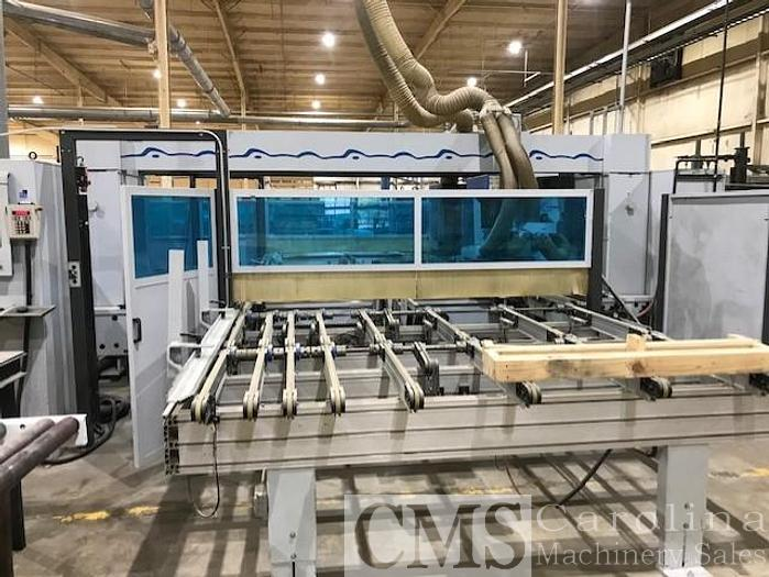 Used 2007 Weeke Profiline BHT 500 CNC Router