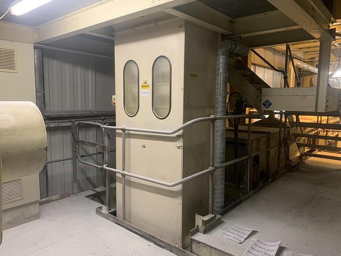 Used 1995 GOUGH  Bucket Elevator