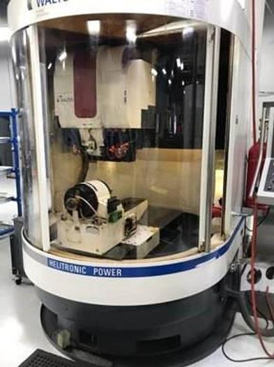 2013 WALTER HELITRONIC POWER, GE FANUC SERIES 310i MODEL A5 CNTRL