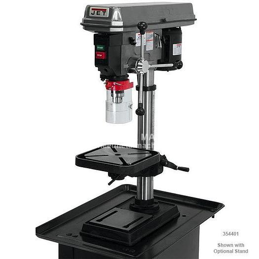 JET J-2530 Bench Model Drill Press 115V 1Ph 354401