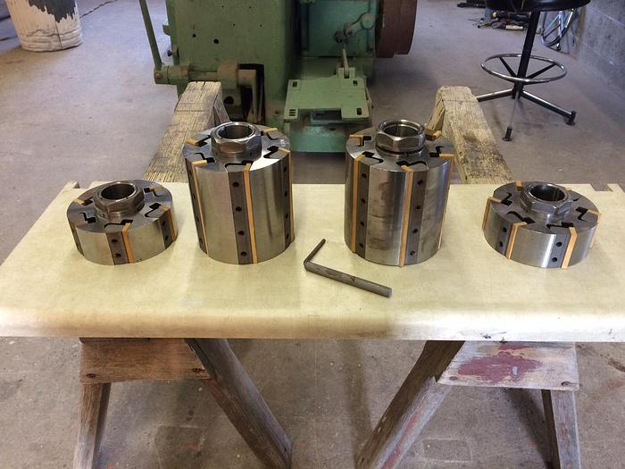 Wisconsin Knife Works Moulder Cutter Heads