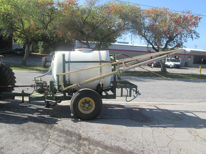 Used 500 Gallon Pull Type Sprayer