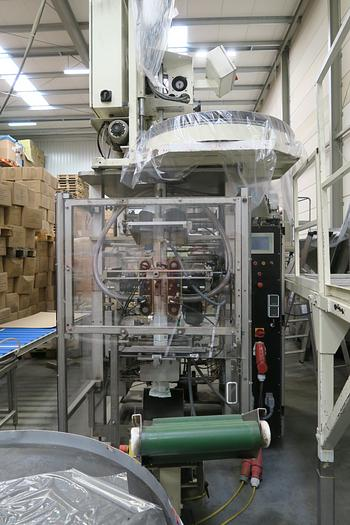 BAGGING LINE, vertical form fill seal
