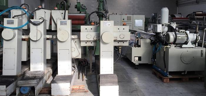 HANKS MERCERIZING MACHINE  NOT RECONDITIONED  JAEGGLI HL2000