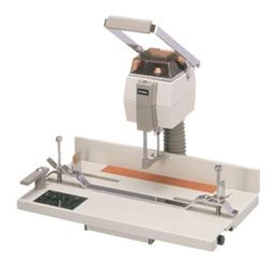 Uchida VS-25 Electronic Paper Drilling System