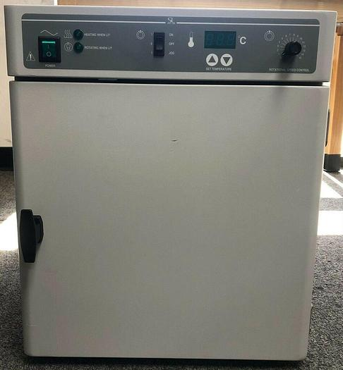 Used Shel Lab 1012AG Hybridization Oven, Rack Not Included