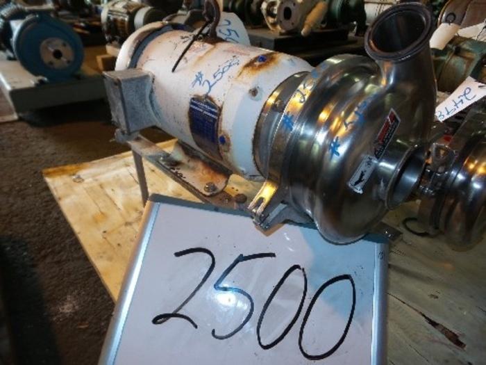 Waukesha/Cherry-Burrell 3'' x 2 1/2'' Centrifugal Pump #2500