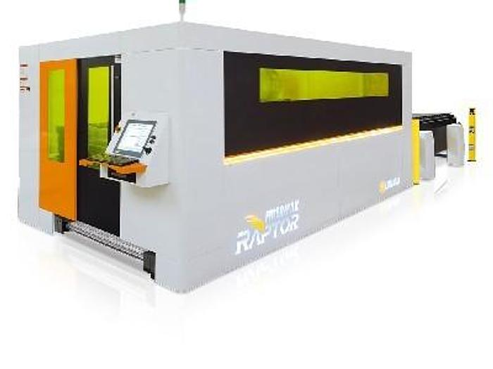 2000 Watt Ermak Fibermak Raptor Fiber Laser Cutting Machine  **IN STOCK**