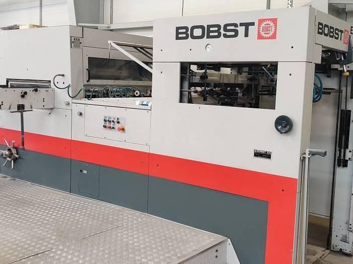Used Bobst SP 104 E Expercut (1997)
