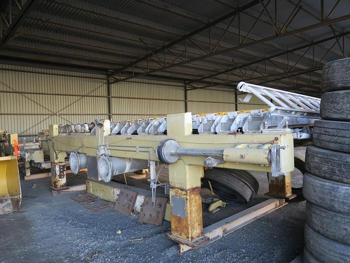 "Used 2.0M (79"") FIELDS & BOYD TWIN WIRE PRESS"