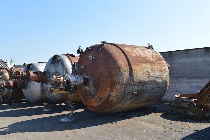 Usata Reattore F.B.M. da 20000 Litri
