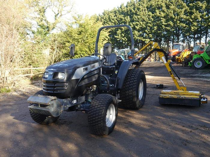 Used TYM T390 Compact Tractor