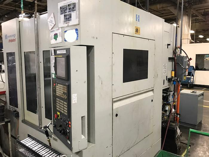 Used HARDINGE-BRIDGEPORT XP3 760 VMC PRODUCTION CENTER